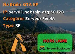 No Brain - GTA RP