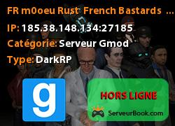 [FR,QC] Universe Gaming | DarkRP | +40 JOBS | Recrutement #ON |