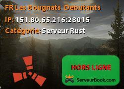 [FR] Les Bougnats - Debutants