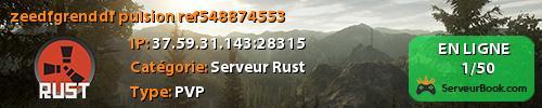 zeedfgrenddf pulsion ref548874553