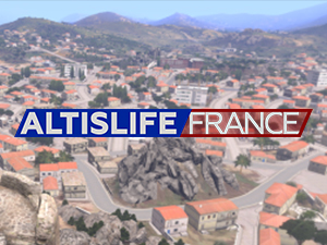 Serveur Altis Life France