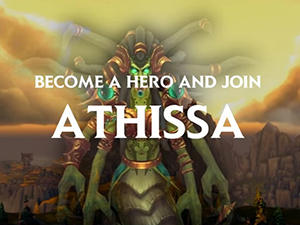 Serveur Wow Athissa