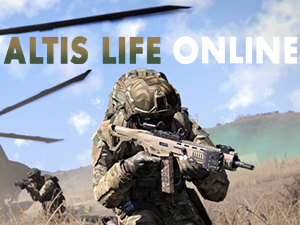 Serveur Altis Life Online