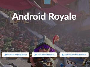 Serveur Android Royale