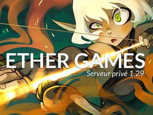Serveur Dofus Ether-Games