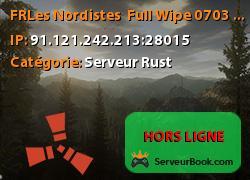 [FR]Les Nordistes  Full Wipe 07.03 20h00