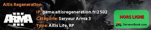 Altis Regeneration