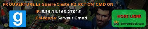 [FR] OUVERTURE La Guerre Céleste   P2   RCT #ON   CMD #ON