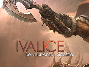 Serveur Wow Ivalice