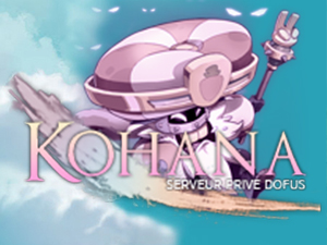 Serveur Dofus Kohana