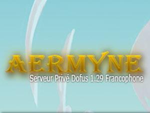 Serveur Dofus Aermyne
