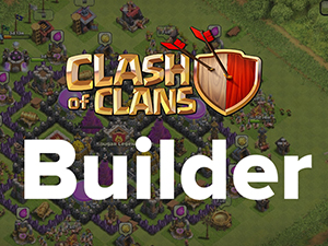 Clash Of Clan Builder