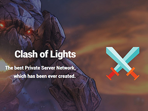 Serveur Clash of Lights