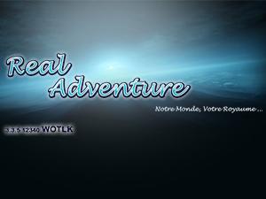 Serveur Real Adventure