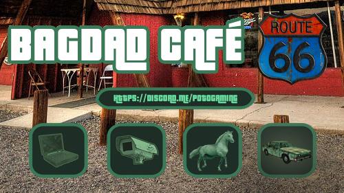 Bagdad Café – Route 66
