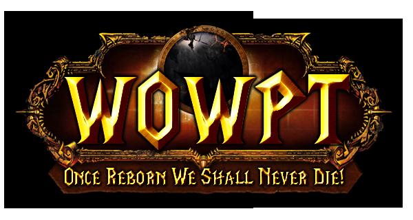 WoWPT- Serveur progressif